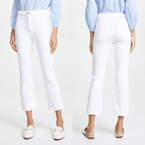 CURRENT/ELLIOTT Ultra High Waist Kick Flare Jean